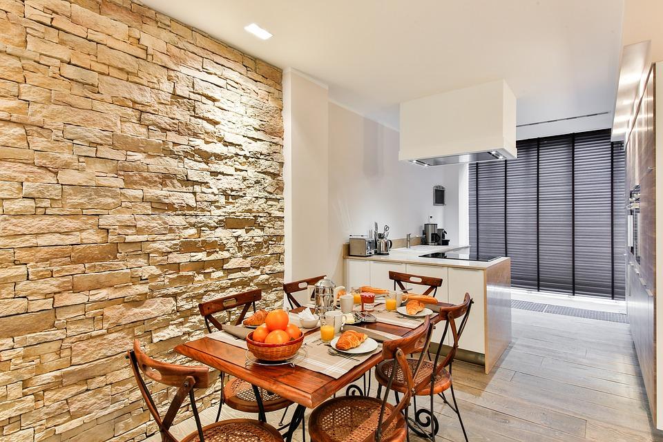 Idee per la decorazione della cucina