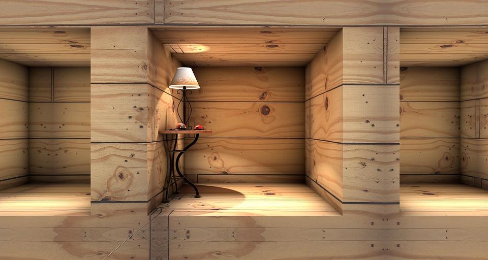 Selezione di lampade da tavolo per la decorazione della camera da letto